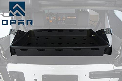 Opar Jeep Jk Interior Cargo Rack For 2007 2018 Jeep
