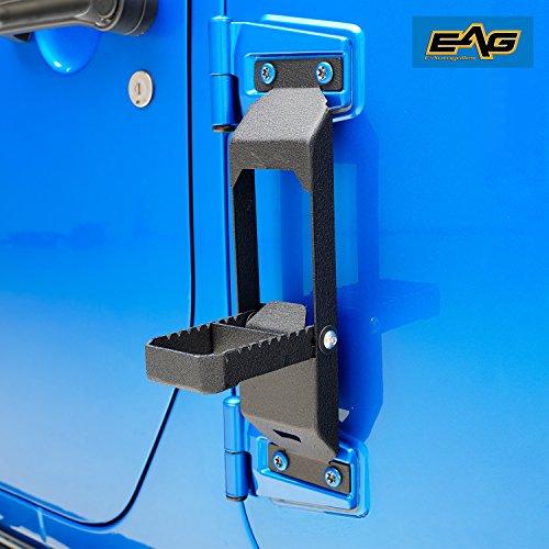 E Autogrilles Eag 07 18 Jeep Wrangler Jk Door Hinge Step