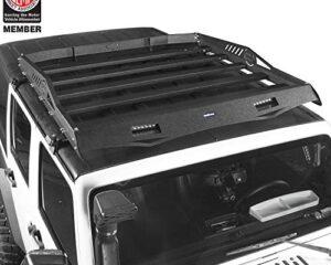 Kutang Modified Roof Racks Bar for 2007-2018 Jeep JKU Wrangler /& 2018 2019 2020 Jeep JL Wrangler-Hard Top Removelable Black Cross Bar Luggage Rack 2//4-Door